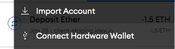 Cara Menggunakan Dompet Ledger dengan IDEX BSC