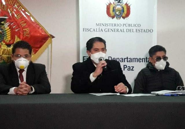 La Fiscalía de La Paz (Bolivia)  imputa a Evo Morales y ordena su detención preventiva