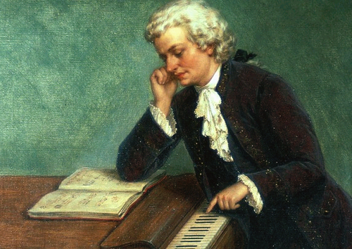 What's Creative?: Mozart: The Man, The Myth, The Legend