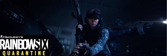 تنزيل لعبة Tom Clancy's Rainbow Six Quarantine