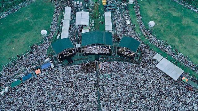 5 Fakta Reuni 212 Hari Ini, Mulai dari Nama Prabowo Dieluhkan sampai Lagu 'Astaghfirullah Punya Presiden Si Raja Bohong' Diputar