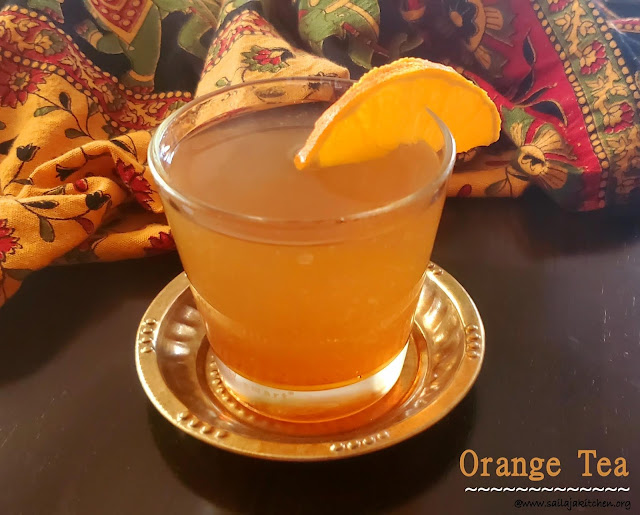 images of Orange Tea Recipe