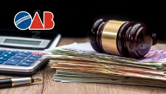 oab direito financeiro materia obrigatoria cursos