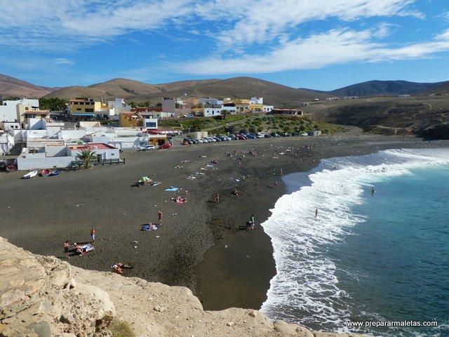 pueblos de pescadores en Fuerteventura