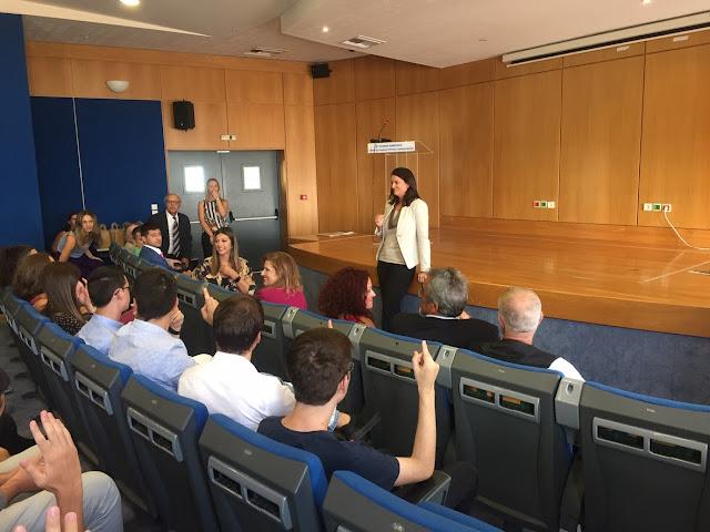 Βραβεύθηκαν μαθητές που διακρίθηκαν σε Μαθηματικές Ολυμπιάδες