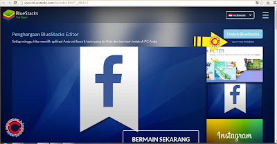 cek versi bluestacks