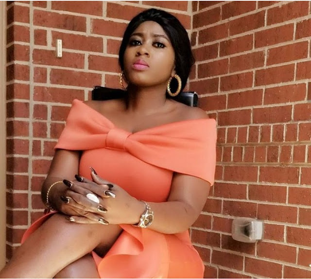 Man who deflowered me begging to come back - Actress Adekemi Taofeeq