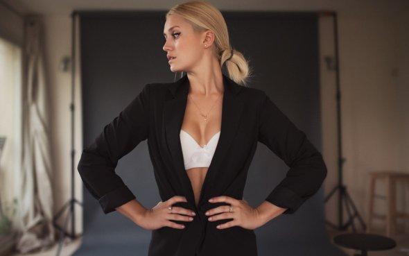 Matan Eshel fotografia mulheres modelos sensuais beleza Yana Korskoi