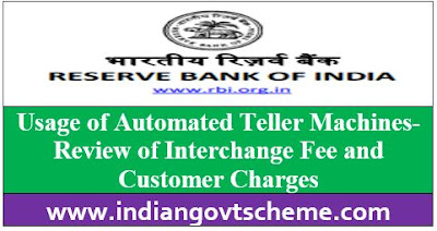 Review of Interchange Fee and Customer Charges