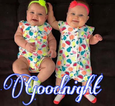 cute baby good night image pics photo Download hd free