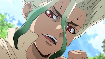 Dr. Stone Episode 6