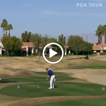One-handed, golfers, Laurent Hurtubise, California, United States,134 meters