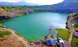 Rute Menuju Lokasi Danau Quarry Eks Jayamix, Wisata Hits Di Bogor