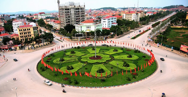 Ngã 6 Vinhomes Bắc Ninh