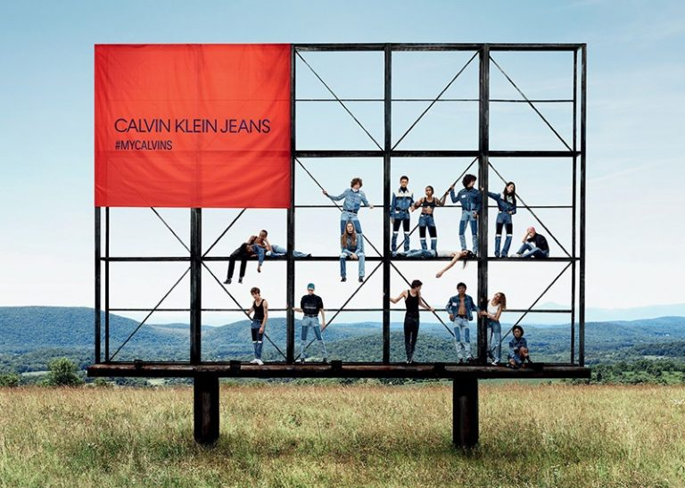 Calvin Klein Jeans Fall Winter 2018 Campaign