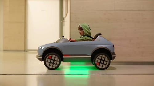 Mini 45: Hyundai's electric kids' car