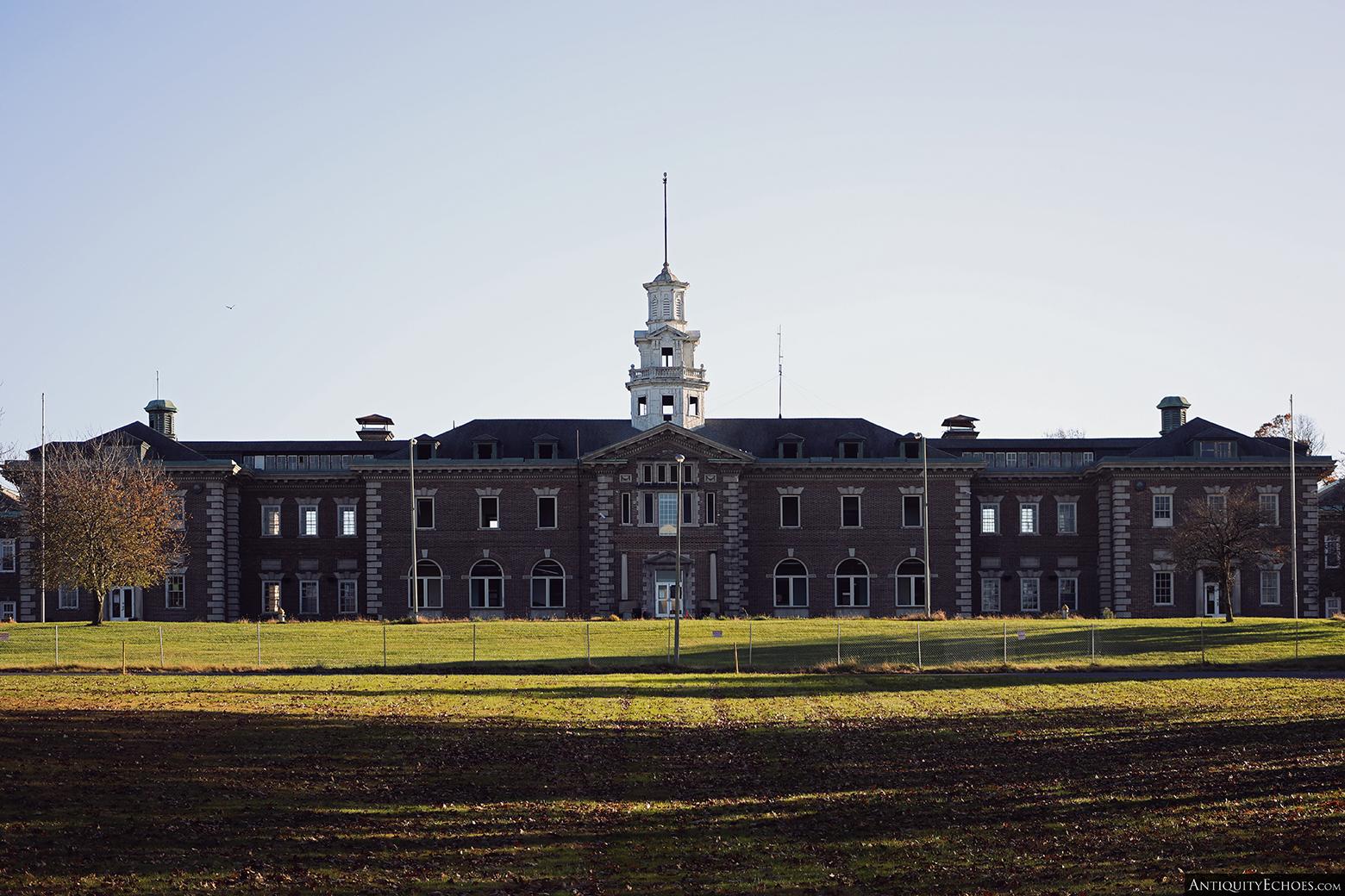 Allentown State Hospital - A Sad Sight