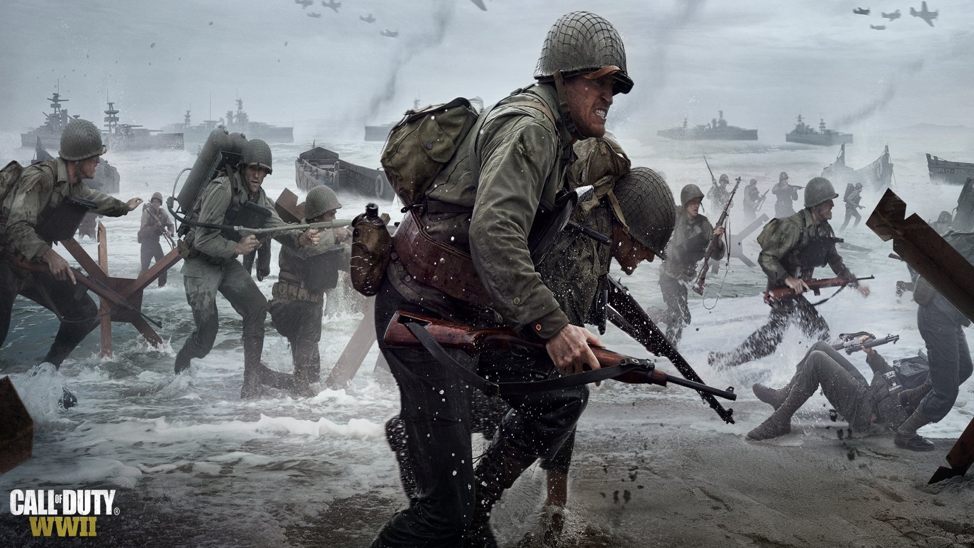 Call Of Duty Wwii Wallpaper: Download Call Of Duty (COD) WW2 HD Wallpapers