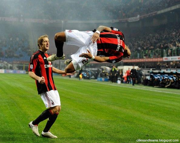 Awesome Sports: Awesome Sport Photos Kevin Prince Boateng AC Milan Italy