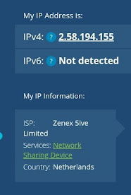 Check if your VPN is Leaking Your IP