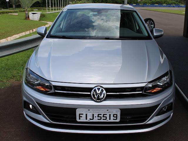 Volkswagen Virtus TSI Automático