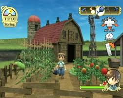 Point Blank Games: Free Download Games Harvest Moon Back To