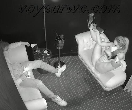Strip Club VIP Room 11-13 (Cameras in the Strip Club VIP Room)