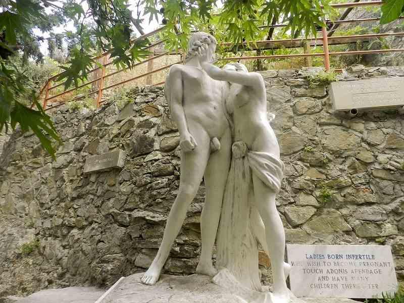 O Mito de Afrodite e Adonis