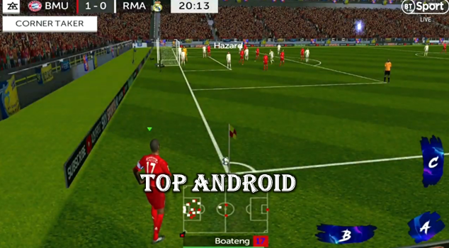 FTS 20 Android Offline 300MB First Touch Score 2020