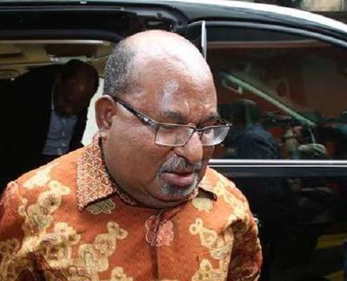 Tagar #PenjarakanLukasEnembe Viral, Pasca Gubernur Lukas Enembe Kunjungi PNG Gunakan Jalur Tikus