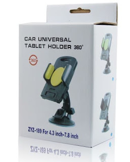 Car Holder Mobil Universal Untuk Tablet 360 Car Holder #FE005