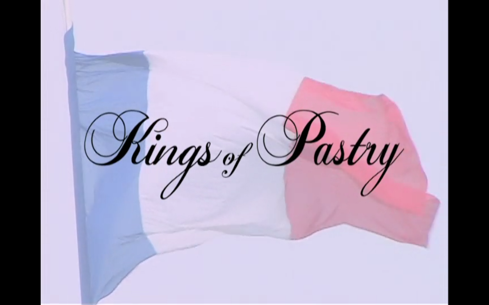 Kings of Pastry, Netflix Documentary, Food Documentary