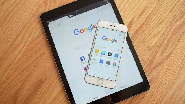 جوجل كروم مُتصفح افتراضي في نظام iOS 14