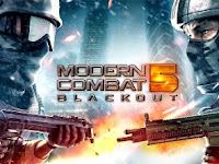 Download Modern Combat 5: Blackout v2.2.0i Mod Apk Data (God Mode)