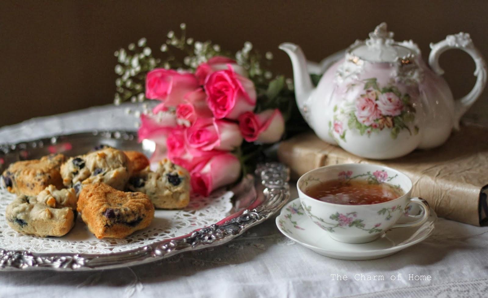 Valentineu0027s Tea U002714