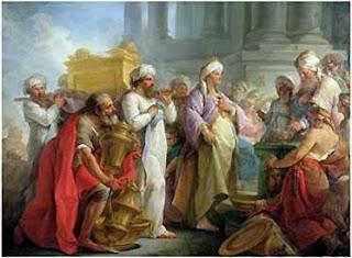 Arca de la Alianza - Templo de Salomón