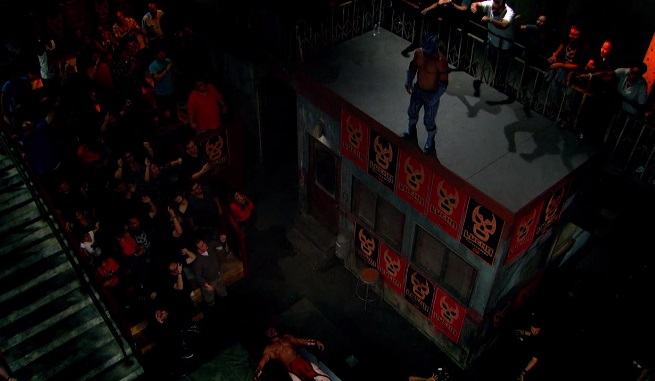 My Thoughts on Lucha Underground (Episode 10, Season 1): Law of the