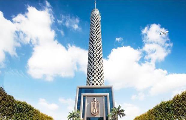 انتحار طالب من اعلي برج القاهرة