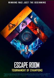 Escape Room: Tournament of Champions[2021]*Ext. Cut*[NTSC/DVDR-Custom HD]Ingles, Español Latino