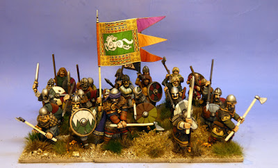 Anglo Danish Huscarls and Fyrd