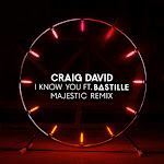 Craig David - I Know You (Majestic Remix) [feat. Bastille] - Single Cover