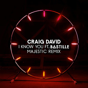 Craig David - I Know You (Majestic Remix) [feat. Bastille] - Single Cover