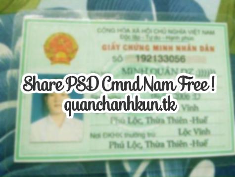 SHARE PSD CMND NAM FREE !