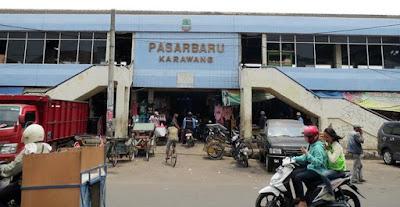 DPRD Mempertanyakan Sistem BOT Pasar di Karawang