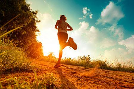 körperliche Aktivität bei heißem Wetter