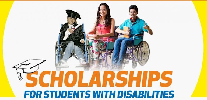 Pre-matric Scholarship for Students with Disabilities