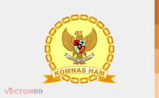 Logo Komnas HAM (Komisi Nasional Hak Asasi Manusia) - Download Vector File AI (Adobe Illustrator)