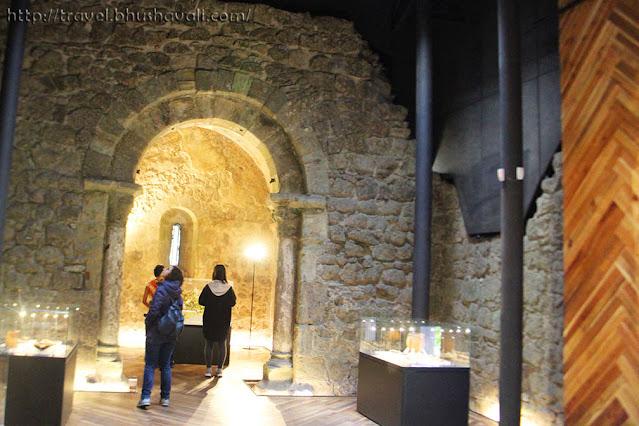 Castelo dos Mouros Museum