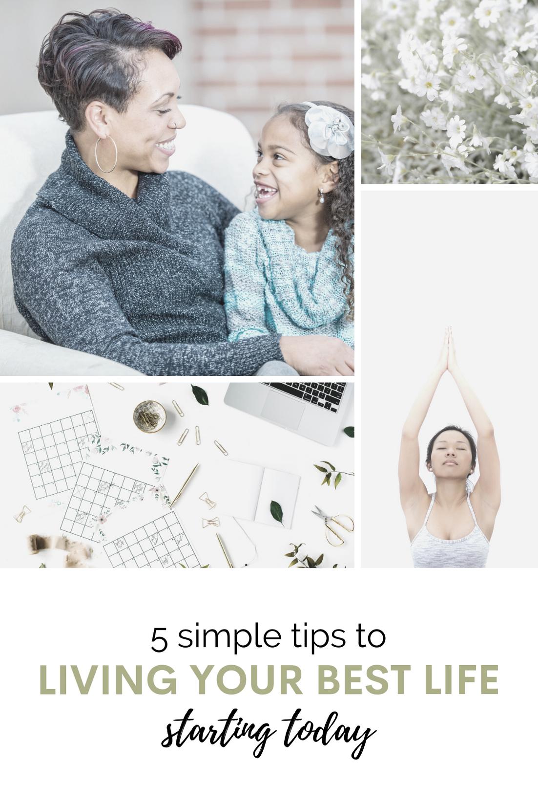 living your best life, best life planner, motivational planner