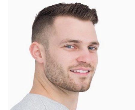 Model Rambut Pria Berkelas Tampil Menarik Dan Elegan - Gaya rambut pendek yg elegan